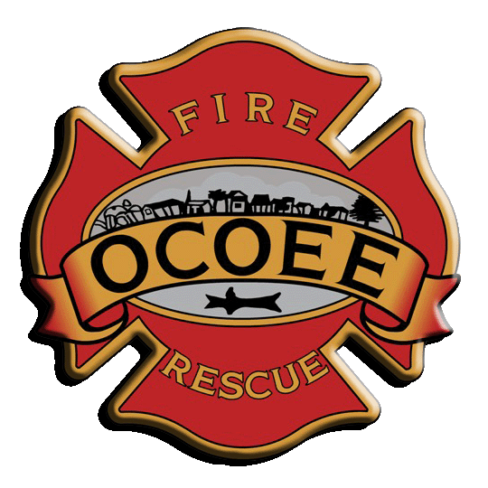Ocoee Fire Department Banner