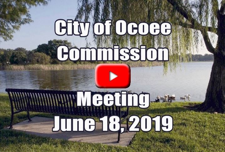 City Commission Meeting recorded on 6_18_19