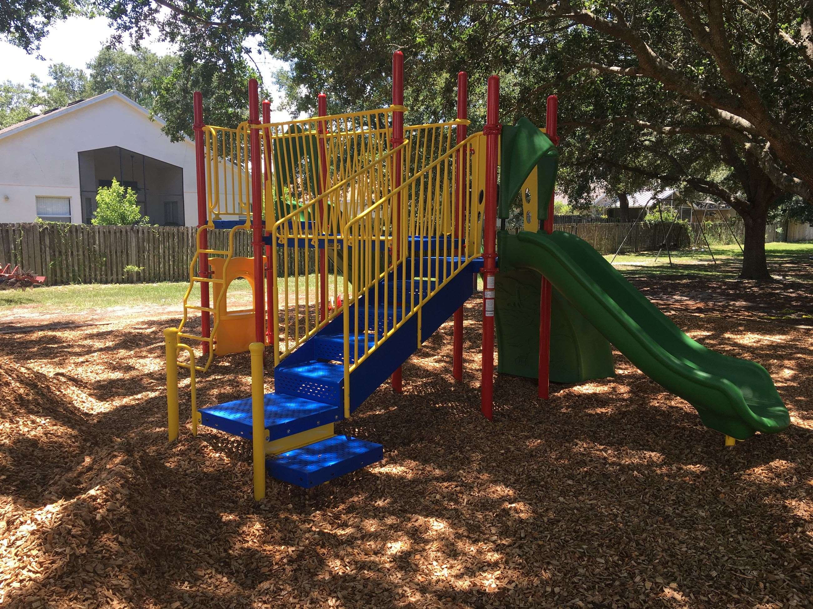 New Parkside/Coventry Playground