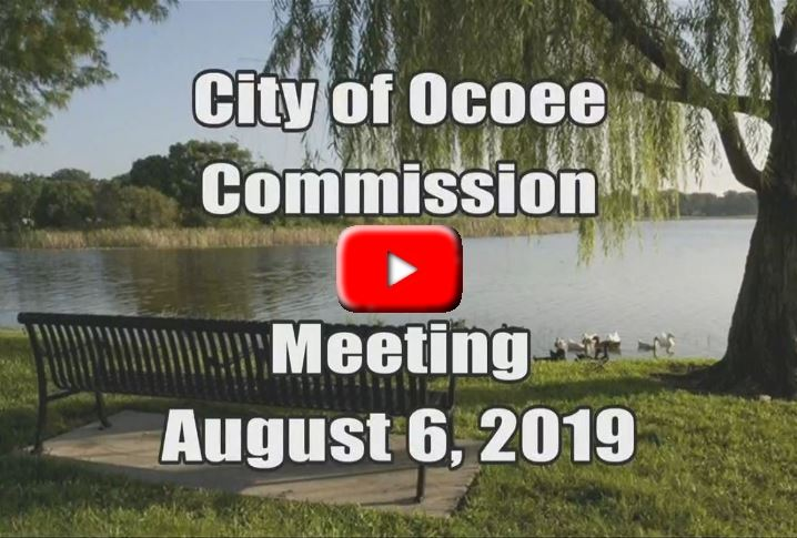 City Commission Meeting Recorded on 08_06_19
