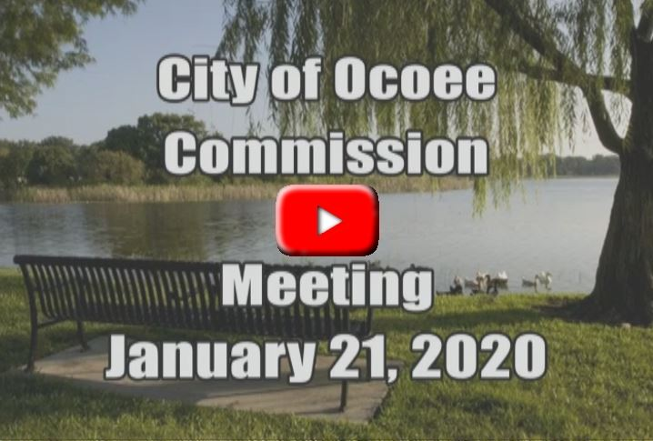 City Commission Meeting Recorded on 1_21_20