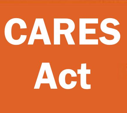CARES Act Banner