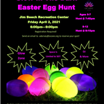 Glow In The Dark Hunt 4.2.21