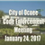 Code Enforcement Board Meeting 1.24.17