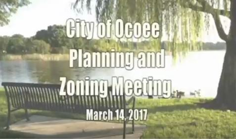 Planning and Zoning 3.14.17 Banner