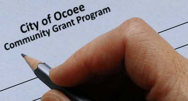 Grant Application Banner