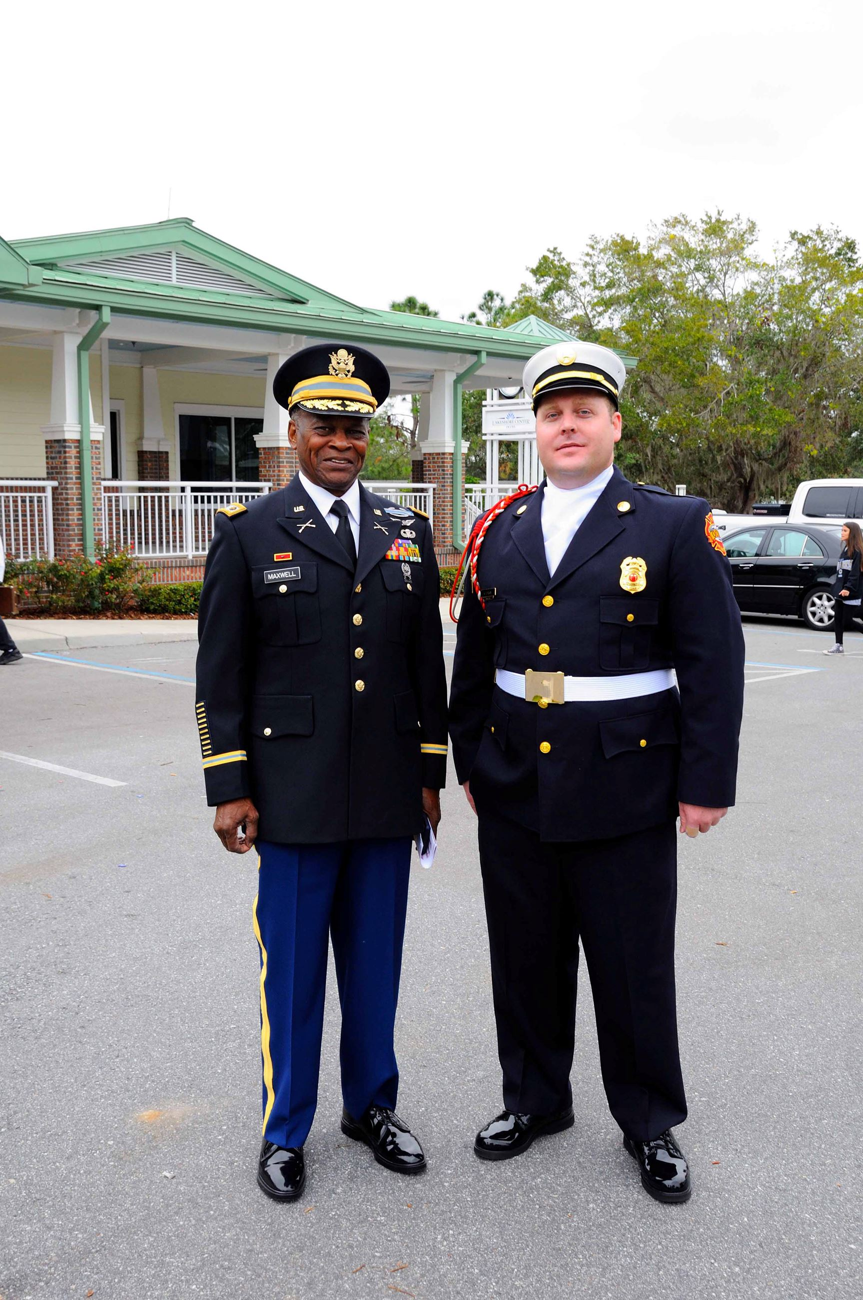 City of Ocoee Veteran's Day Ceremony