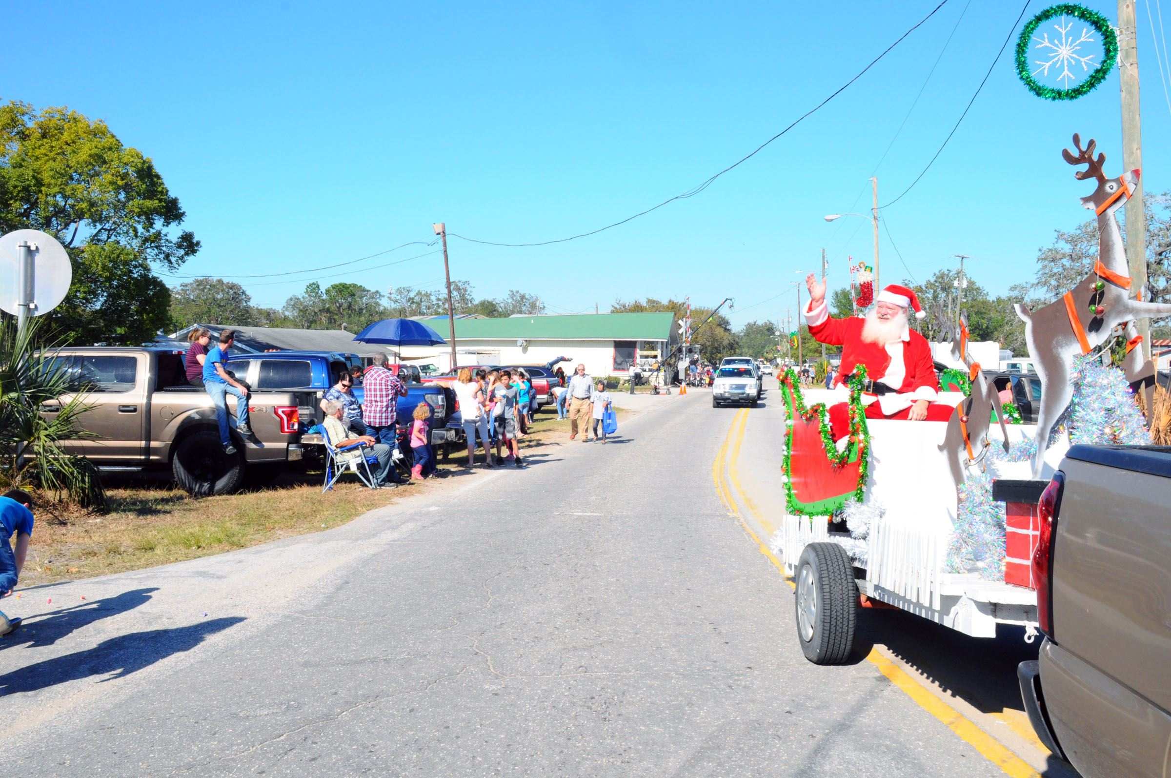 2017 Ocoee Lions Club Christmas Parade