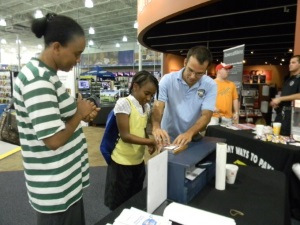 Fingerprinting at Best Buy