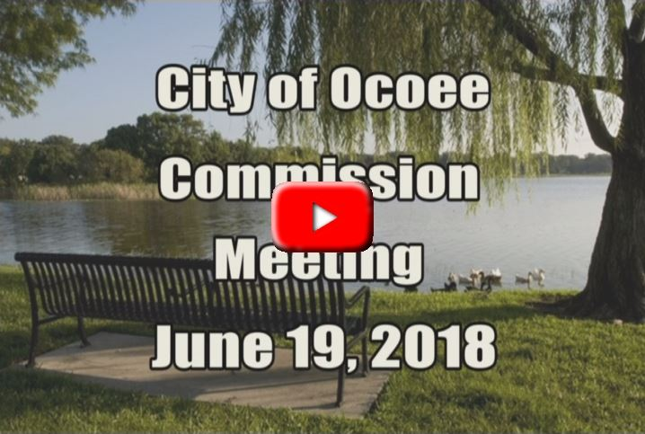 6.19.18 City Commission Meeting