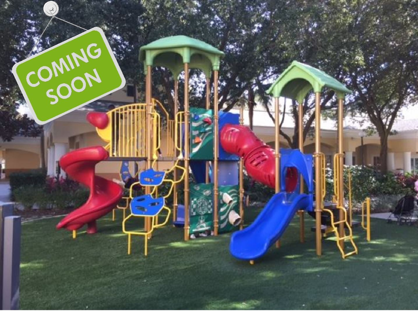 Coming Soon Playground Pic
