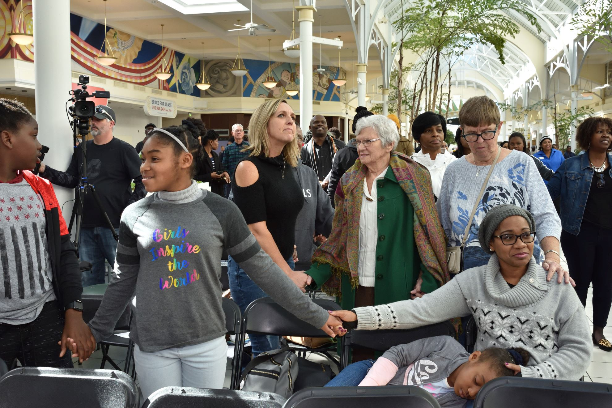 MLK Celebration - WO Mall 2019 (37)