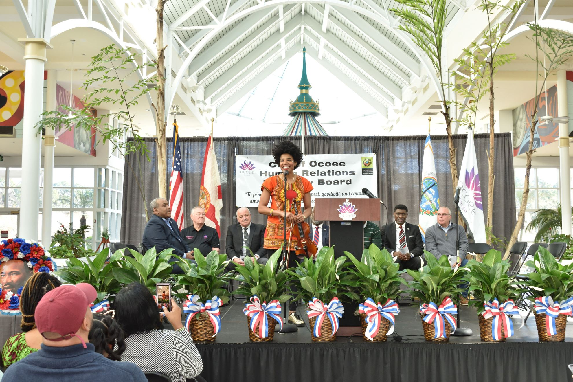 MLK Celebration - WO Mall 2019 (77)