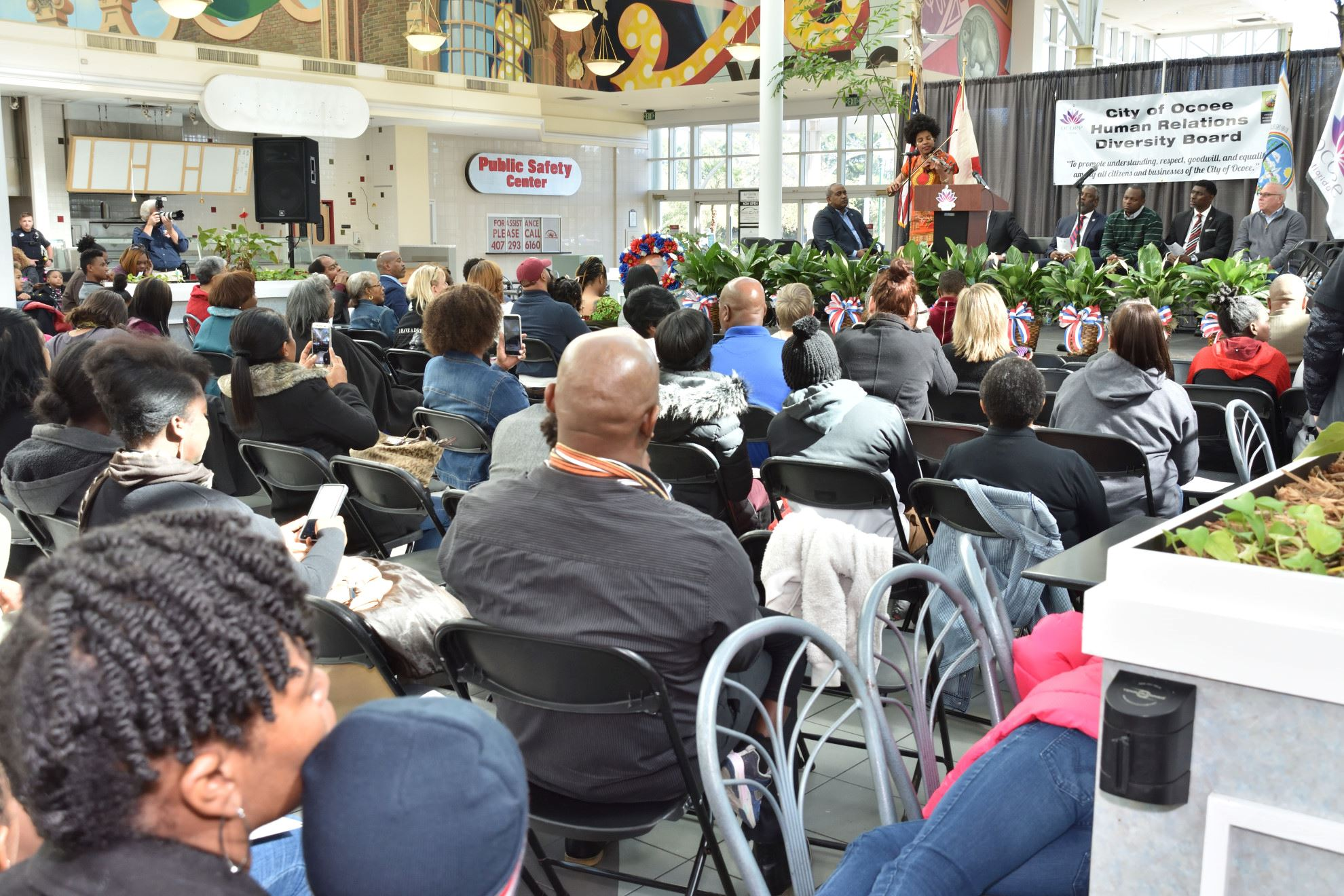 MLK Celebration - WO Mall 2019 (78)