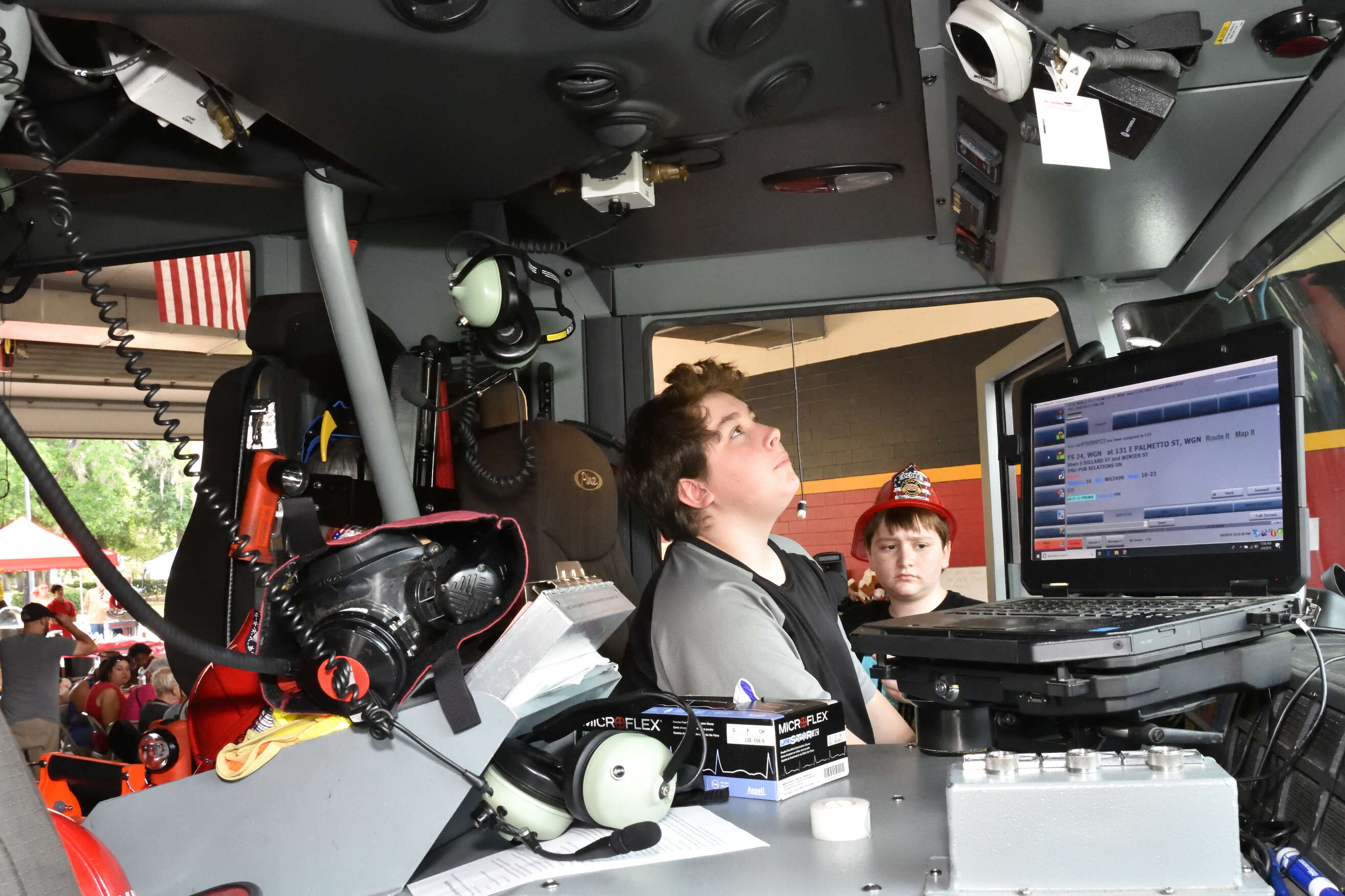 Fire Dept. Open House 2019 (63)