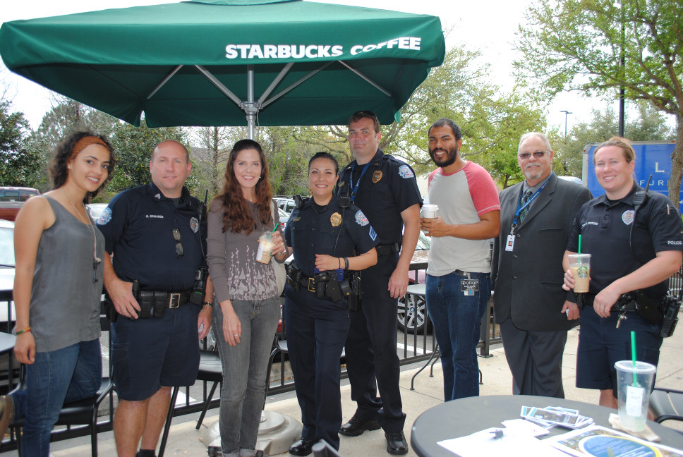 Coffee With a Cop 3-11-15 (12)