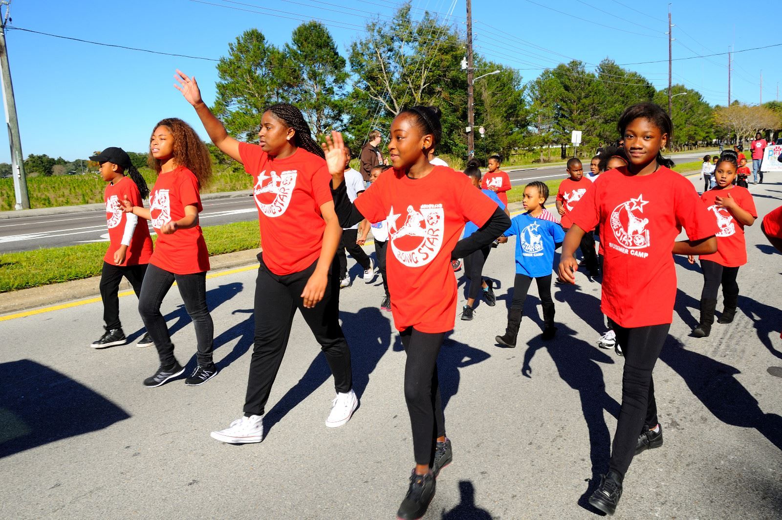 2016 Martin Luther King Parade and Celebration (11