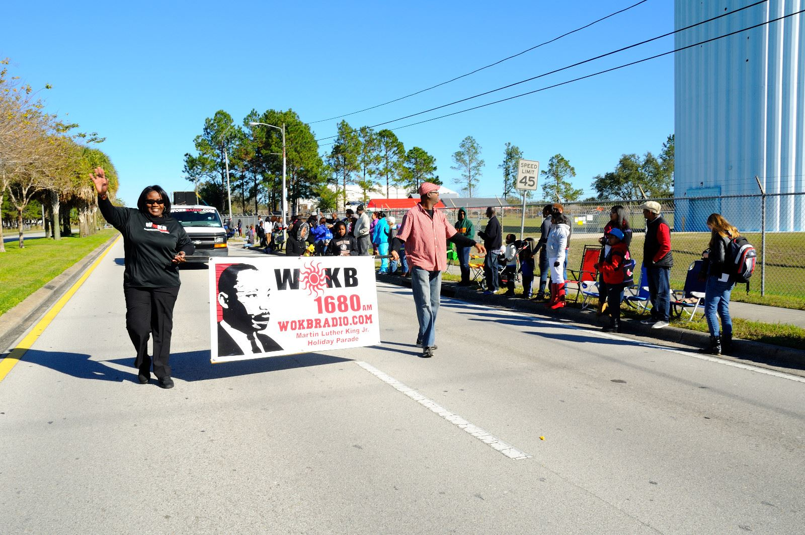 2016 Martin Luther King Parade and Celebration