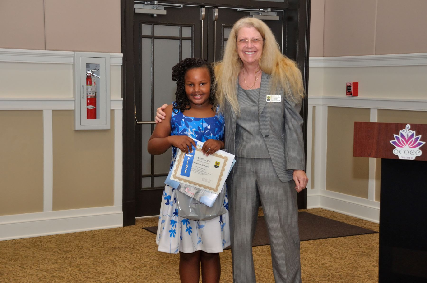 13th Annual Black History Month Essay Award Photos