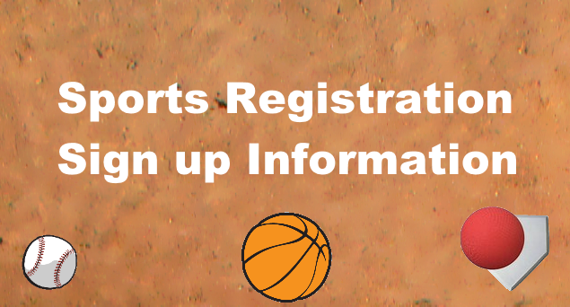 Sports Signup Banner